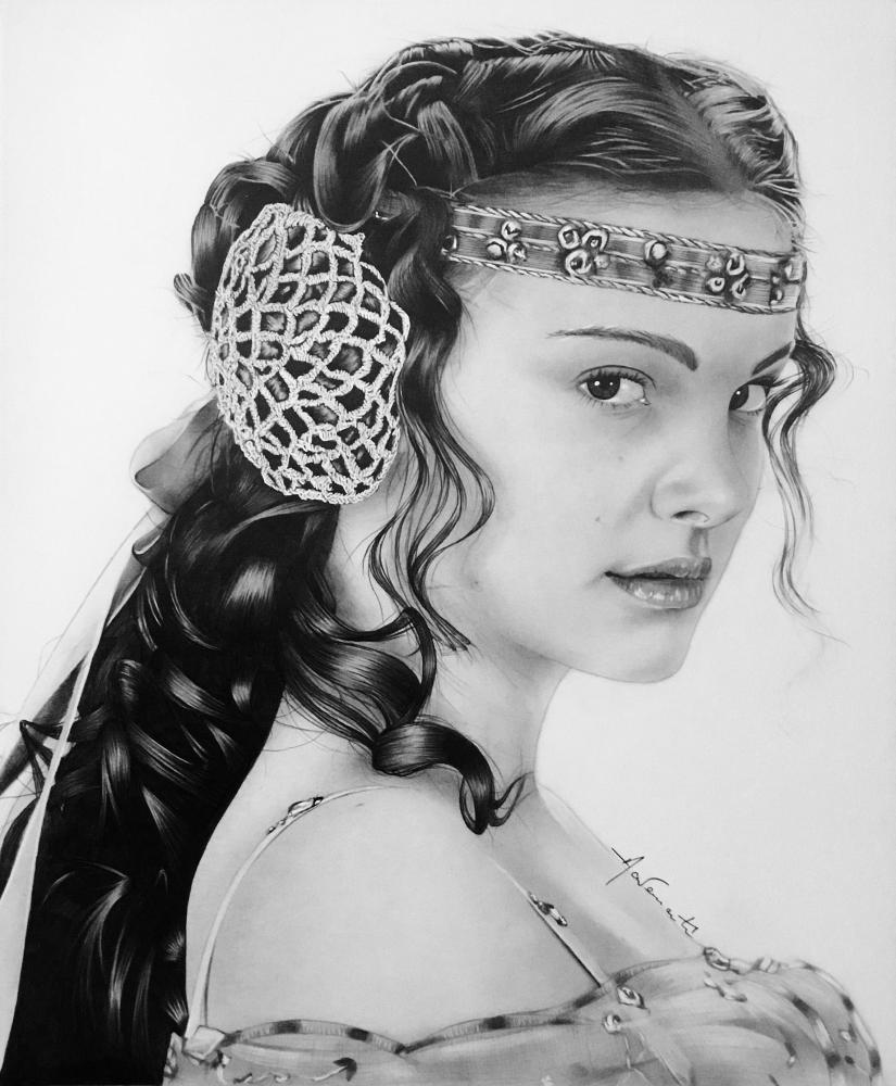 Natalie Portman by Aademantis
